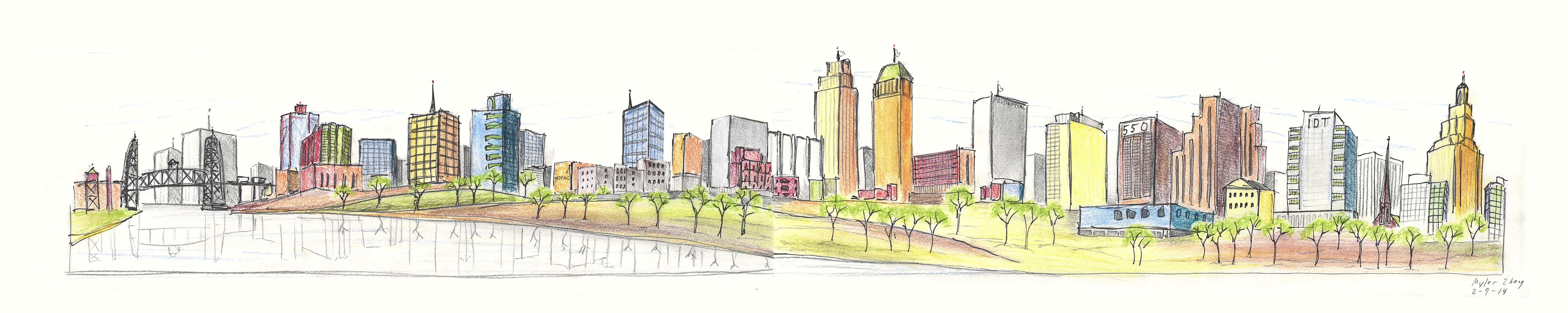 Newark Waterfront