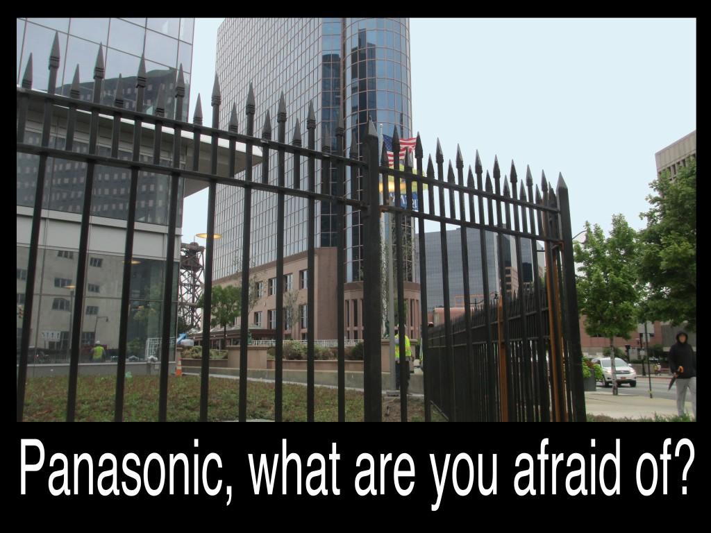 Panasonic Poster
