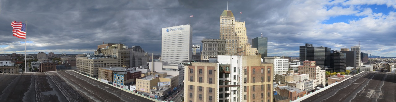 newark panoramic photo