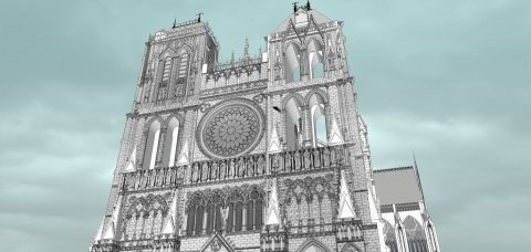 The Digital Cathedral of Amiens – Myles Zhang